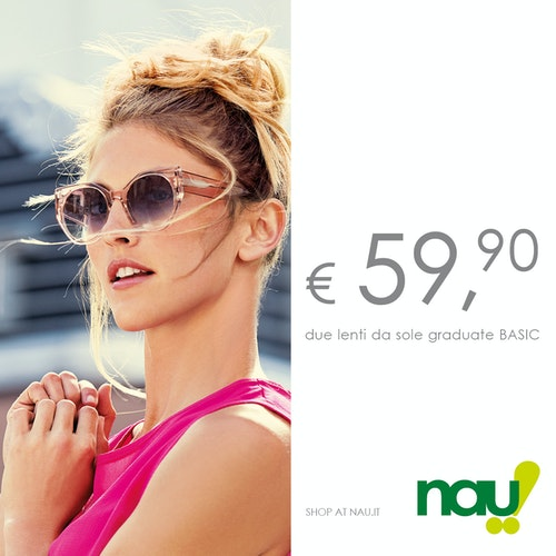 Promozione Nau! Basic