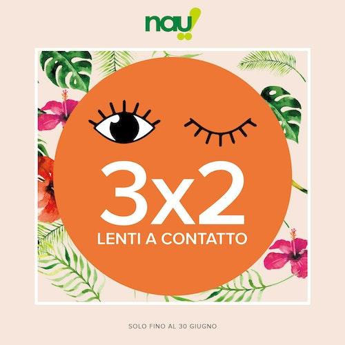 3X2 LENTI A CONTATTO