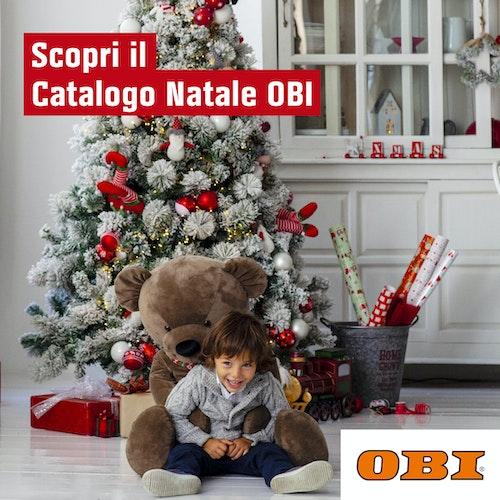 CATALOGO NATALE OBI 2019
