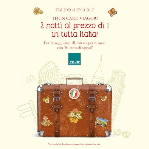 Promo Thun Card Viaggio