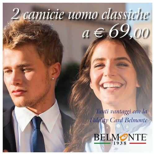 2 camicie uomo classiche a 69 euro!