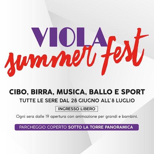 Viola Summer Fest