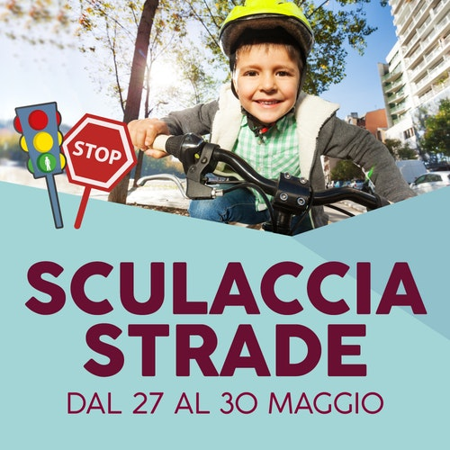 Sculaccia Strade - Educazione stradale