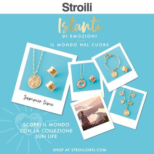 Stroili: nuova collezione Sun Life