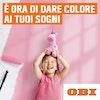 OBI: è ora di dare colore ai tuoi sogni!