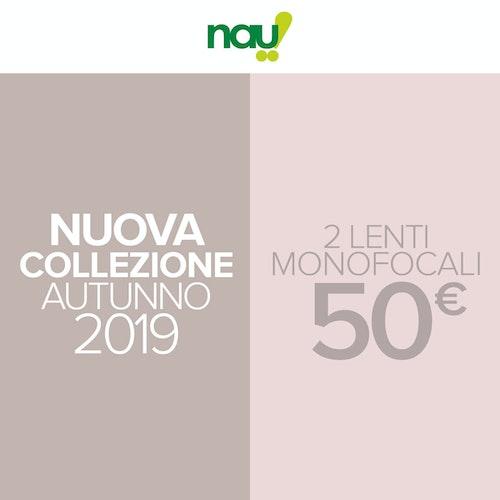 Nau! 2 Lenti Monofocali 50 euro!