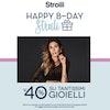 Stroili: Happy Birthday