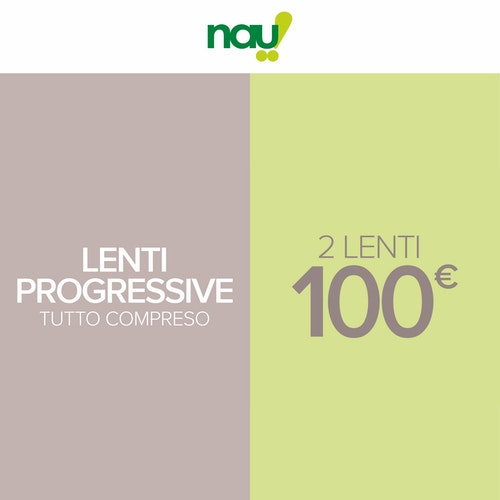 Nau! Lenti Progressive