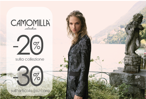 Camomilla: Welcome Fall