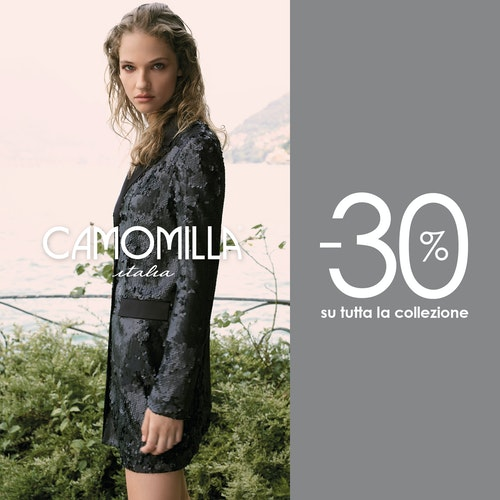 Camomilla: Promo New Collection