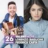 Federica Carta e Lorenzo Baglioni alla Finalissima di Talent Move!