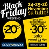 Black Friday Scarpamondo