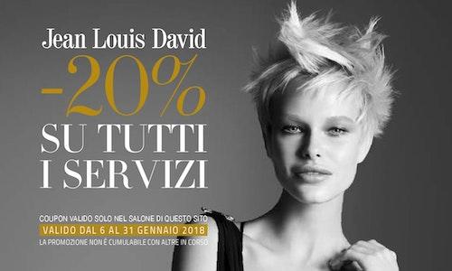 Promozione Jean Louis David