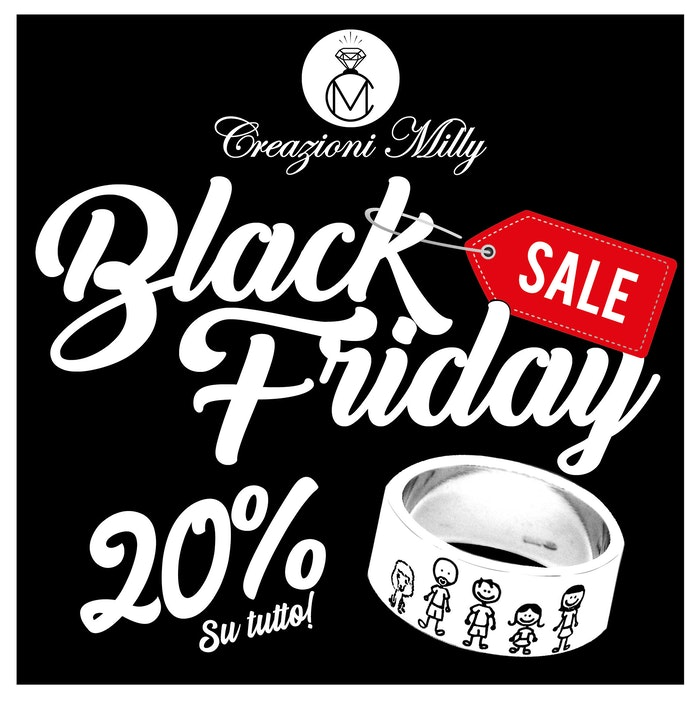 1574685622 blackfridaycreazionimilly