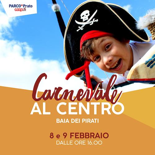Carnevale al Centro | Baia dei Pirati