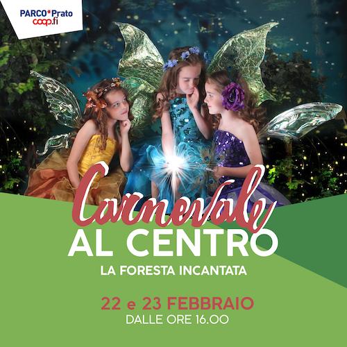 Carnevale al Centro | La foresta incantata