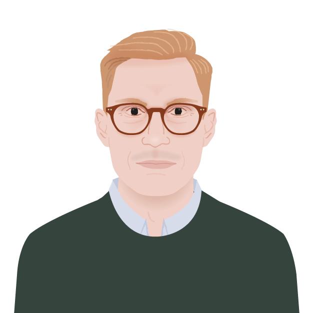Joe Harrison, Graphic Designer at Onvestor