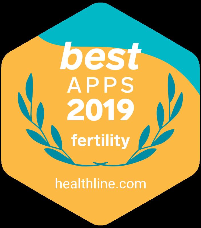 Best Apps 2019 - fertility - healthline.com