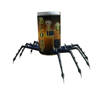 Roblox Spider Cola Accessory | Shoulder image
