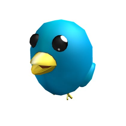 Roblox The Bird Says ____ Accessory | Shoulder image