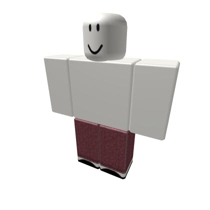 Roblox Pink Jeans Pants image