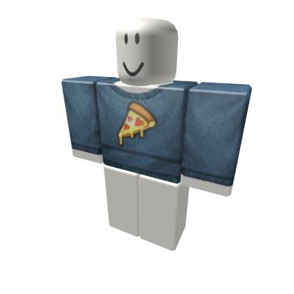 Roblox My Favorite Pizza Shirt Shirt image