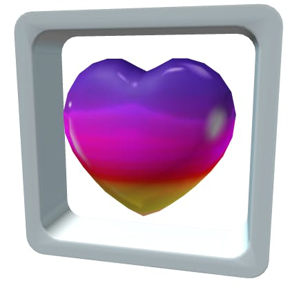 Roblox Hyper HoverHeart Accessory | Hat image