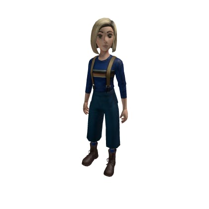 Roblox The Thirteenth Doctor Bundle image