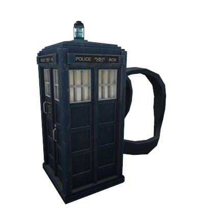 Portable TARDIS image
