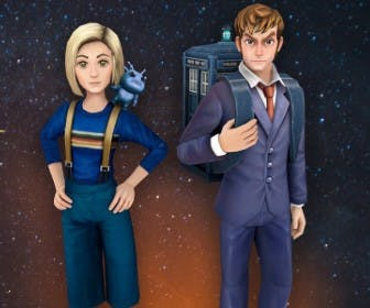 Roblox Doctor Who Collaboration image