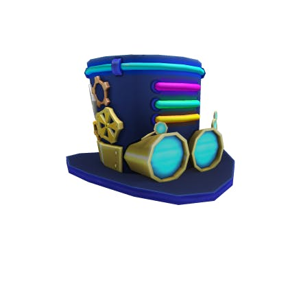 Bloxypunk Top Hat image