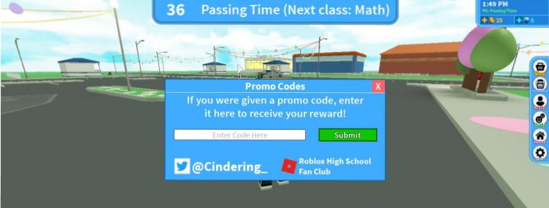 All Promo Codes In Roblox High School 2 Roblox High School 2 Codes لم يسبق له مثيل الصور Tier3 Xyz