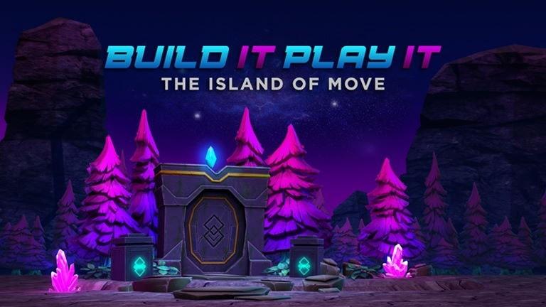 Roblox Island of Move