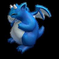Roblox - Chubby Dragon Shoulder Pal