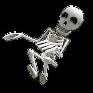 Roblox - Skeleton Shoulder Buddy