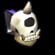 Roblox - Cyclops Skull Backpack