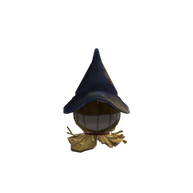 Roblox - Smiley Scarecrow Head