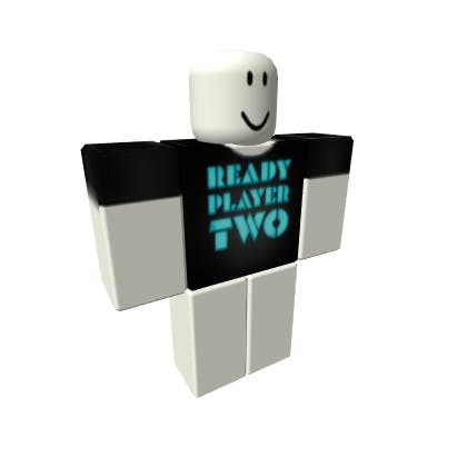 Roblox Ready Player Two Shirt Shirt image