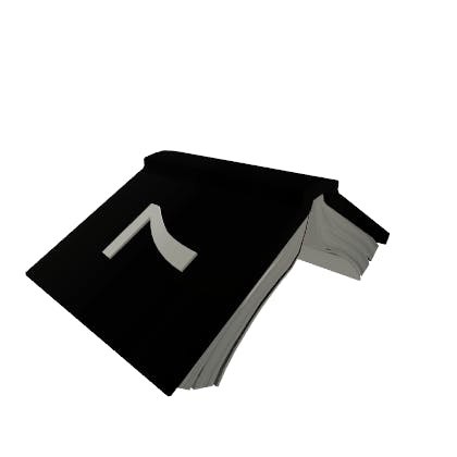 Roblox Mys7erious Book Accessory | Hat image