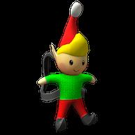 Roblox - Elf Backpack