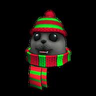 Roblox - Holiday Seal Head