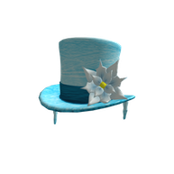 Roblox - Icicle Top Hat