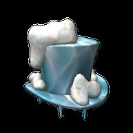Roblox - Frozen Top Hat