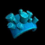Roblox - Chunky Ice Pauldron