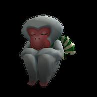 Roblox - Cozy Snow Monkey Buddy