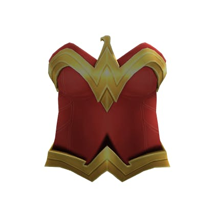 Wonder Woman's Classic Armor image