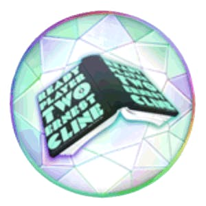 The Ready Player Two Book image