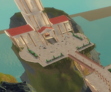 Discover the Oracles Temple image