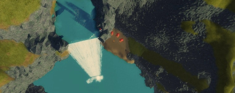 Waterfall Jump image