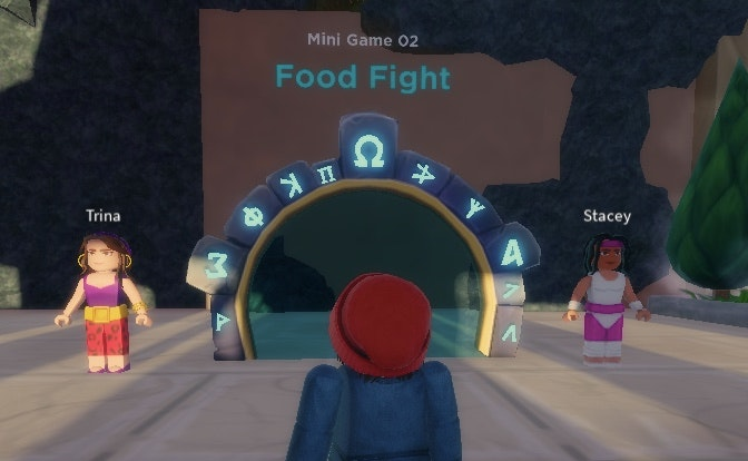 Open the Food Fight Portal image